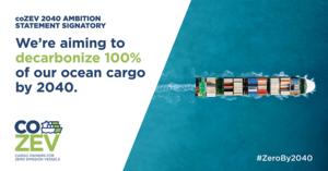 Vers un transport maritime sans émission de carbone