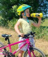 Régler et ajuster une casque vélo pour votre enfant