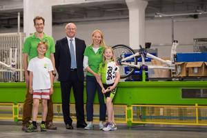 Dans les coulisses de Frog Bikes, à l'occasion du 5e anniversaire de l'usine !
